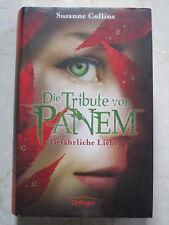 Die Tribute von Panem 2. Gefährliche Liebe von Suzanne Collins, TOP