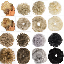 SALE £1 OFF KOKO Curly Wavy Scunchie, Hair Wrap UPDO Bun Style NEXT DAY DELIVERY