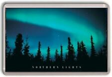 Northern Lights Aurora Borealis Fridge magnet