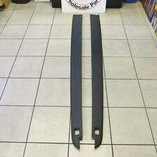 """DODGE Ram Right And Left 6'5"""" Bed Side Rail Cap Protector NEW OEM MOPAR"""