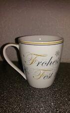 Ritzenhoff Kaffeebecher Tasse Sammeltasse Frohes Fest Weihnachten