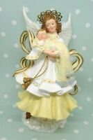 Angels Beside Me HEATHER GUARDIAN OF MOTHER AND CHILD Figurine Nutshell Designs