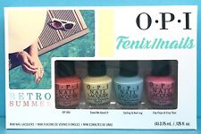 OPI Mini 2016 Retro Summer Collection Nail Lacquer Set of 4
