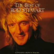 ROD STEWART THE BEST OF CD ALBUM (16 GREATEST HITS) BRAND NEW NOT SECOND HAND