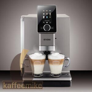 Nivona CafeRomatica 930 Kaffeevollautomat Neu Fachhändler Titan mit 22 Bezügen
