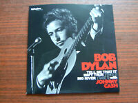 Rolling Sone 7 Single -Bob Dylan-Johnny Cash Tell Me That ItIsn´t True/Big River