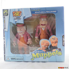 Muppets Vaudeville Statler and Waldorf 2003 Wizard World Exclusive by Palisades