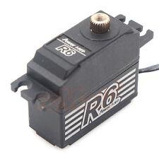 Power HD R6 7.5KG 7.4V Digital Servo For 1:12 Pan RC Cars On Road Airplane #R6