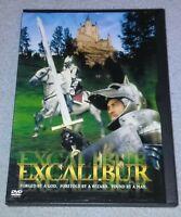 Excalibur DVD *RARE oop