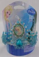 Disney Theme Parks Princess Elsa Frozen Costume Tiara Crown New