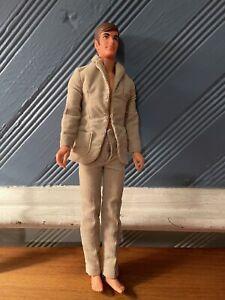 Busy Ken Doll By Mattel 1968 Hong Kong