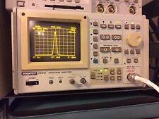 Advantest 4131D analizador de espectro 10 kHz - 3.5 GHz Analizador