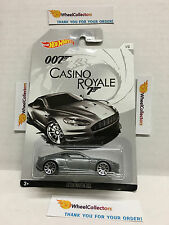 Aston Martin DBS * Casino Royale * 2015 Hot Wheels * Bond Series * N123