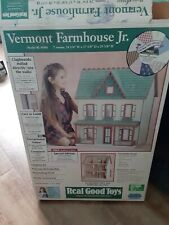 Vermont Farmhouse Jr. Dollhouse New ~ Unassembled Special Edition