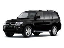 Mitsubishi Montero Pajero 4 BLACK AND GREY  SEAT COVERS PERFORATED LEATHERETTE
