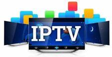 IPTV SUBSCRIPTION -Private Server- 1500+ LiveTV + 18,000+ VOD / IPTV SERVICE