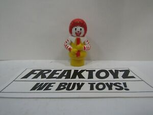 Little People 2552 McDonalds Restaurant Ronald Figure Fisher Price 1989