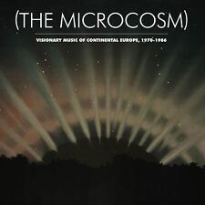 The Microcosm Visionary Vinyl LP 3 Record Box Set Vangelis Ash Ra Tempel NEW AGE