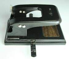 Vintage Clix 208 2 Hole Punch With Gauge Paper Punch Up To 30 Sheets Model 208