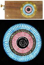 CHROMATROPE  vers 1860 / lanterne magique magic lantern / 537