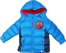 Manteaux, vestes et tenues de neige bleues avec capuche 8 ans pour garçon de 2 à 16 ans