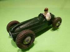 DINKY TOYS 23G COOPER BRISTOL F1 RACING CAR - GREEN 1:43 - GOOD CONDITION