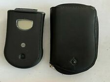 3892D020 Palm Pilot With Case, Used