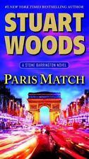 A Stone Barrington Novel: Paris Match No. 31 by Stuart Woods (2015, Paperback)