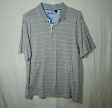 Tasso Elba Short Sleeve Casual Golf Polo Shirt Size Large L Mens Clothing