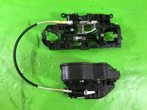 BMW 5 SERIES F10 REAR DOOR LOCK MECHANISM PASSENGER LEFT NEARSIDE NSR 7202147
