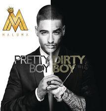MALUMA PRETTY BOY DIRTY BOY + 2 BONUS TRACKS BRAND NEW SEALED CD 2015