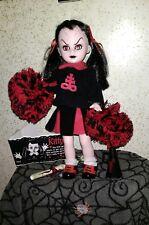 Living Dead Dolls KITTY Cheerleader new no box