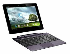 ASUS TF700T-B1-GR 10.1-Inch Tablet (Gray) 2012 Model + Keyboard & Case BUNDLE