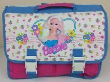 Barbie Girls 1996 Mattel Retro Backpack School Bag - B5
