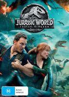 Jurassic World - Fallen Kingdom : NEW DVD