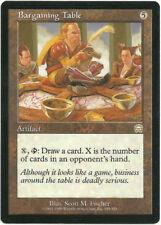Magic the Gathering x1 Bargaining Table Mercadian Masques Rare Artifact NM