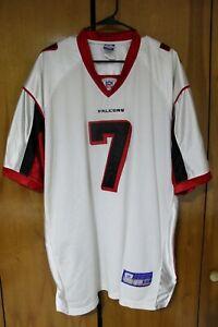 NFL ALTANTA FALCONS Size 54 Michael Vick #7 FOOTBALL REEBOK JERSEY