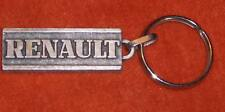 Porte-clé Key chain RENAULT sans Losange !! J & G BOURGIN PONT à MOUSSON