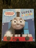 Thomas and Friends Super Library 6 Thomas Books - New in Box
