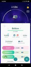 ✨ Shiny Shadow Beldum, Shiny Shadow Carvanha & More Level 40 Pokemon Mini Acc