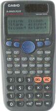 Casio fx-300ES PLUS Scientific Calculator, Black SOLAR POWER FREE SHIPPING