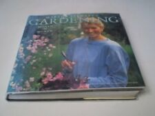 Martha Stewart's Gardening Month by Month by Stewart, Martha Hardback Book The