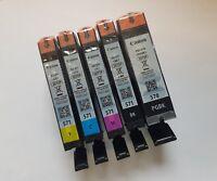 5 Canon Drucker Patronen für Canon Pixma TS-5050 TS-5055 TS-6050 Multipack