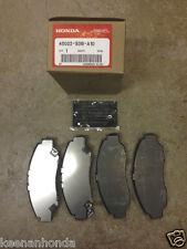Genuine OEM Honda Accord V6 Auto Front Brake Pad Set 03-07 Brakes Pads TL 99-03
