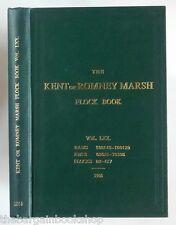 THE FLOCK BOOK OF KENT or ROMNEY MARSH SHEEP Volume LXX (1964) - Hardback
