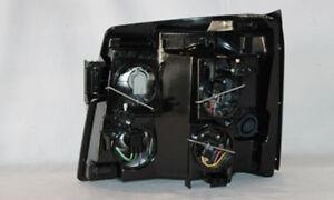 Headlight Assy TYC 20-6709-00