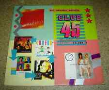 PHILIPPINES:CLUB 45 Movin' On LP THE CURE- Why Can't I Be You?Hipsway,80's POP