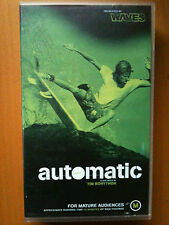 AUTOMATIC SNUFF 3 ~ SURFING MOVIE~ OCCY, ANDY IRONS + MANY MORE~ RARE VHS VIDEO