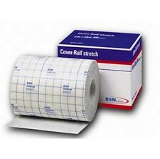 "BSN Cover-Roll Stretch Adhesive Bandage Gauze 2""x10yds #45552 Use with Leukotape"