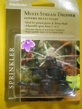 Orbit DripMaster Multi-Stream Drippers 2-Packs of 5 For Pots or Beds New #66100